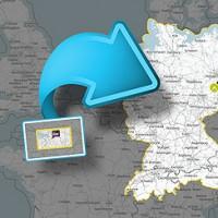 Tourenplanung in Deutschland, Österreich & Schweiz ausprobieren