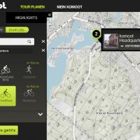 Der Anfahrtsplaner für Radfahrer