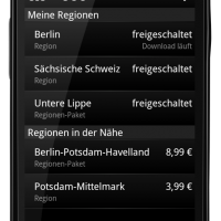 Android Update: Offline-Maps