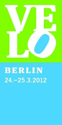 Logo der VELOBerlin 2012