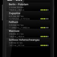 Android-Update: Höhenmeter & Höhenprofil