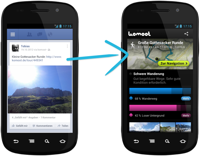 facebook-to-komoot-app