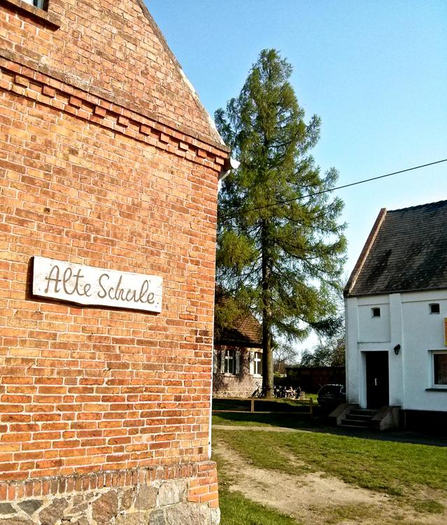 Alte Schule in Söllenthin