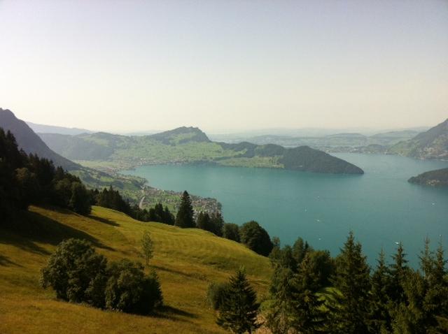 Seelisberg Richtung Luzern