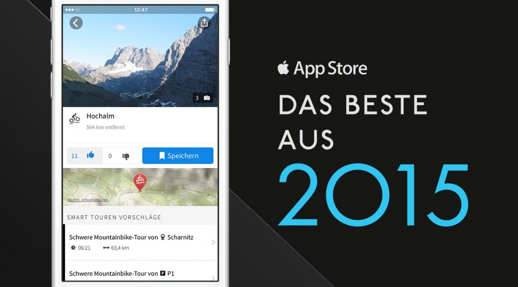 App Store: Das Beste aus 2015