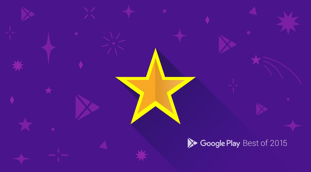 Google Play Best of 2015