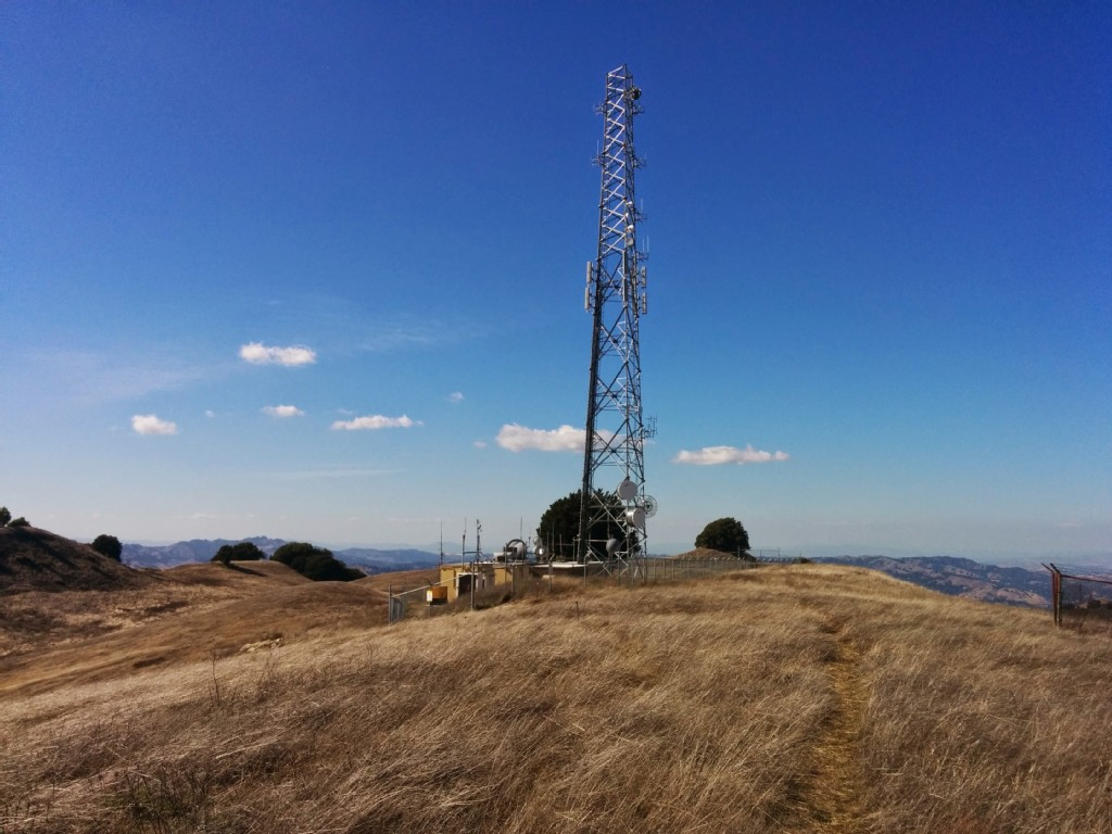 """Rock 2"" Radio Tower"